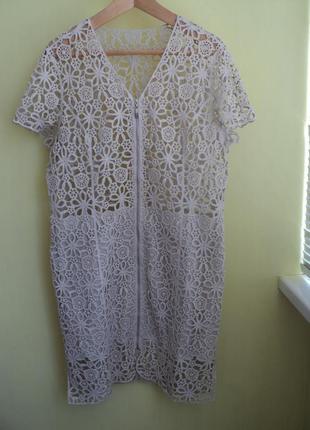 Шикарное платье размер 50 турция