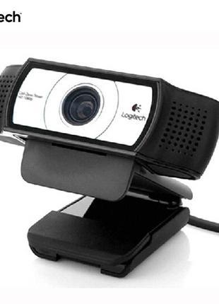 Веб-камера Logitech C930 e HD Pro Web camera Новая для стрима