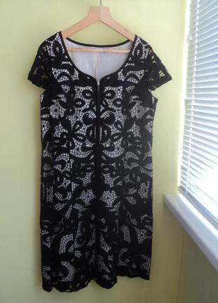 Шикарное платье размер 50-52
