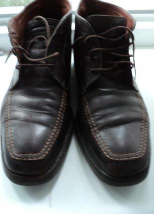 Мужские ботинки размер 44