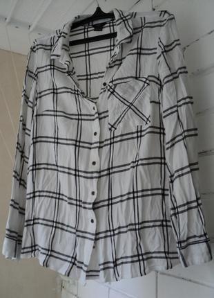 Рубашка -блузка размер 50-54