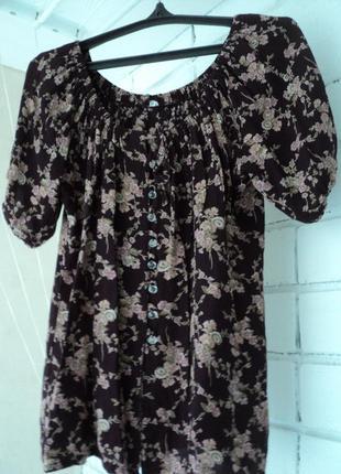 Шикарная блузочка размер 50-54