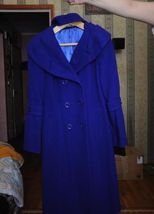 Пальто осеннее размер 50