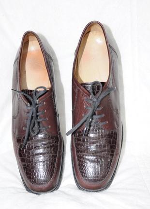 Модные и стильнячие туфли германского бренда