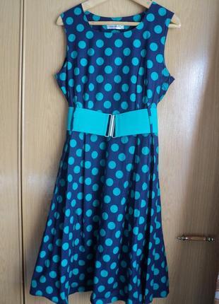 Платье летнее размер 50-52