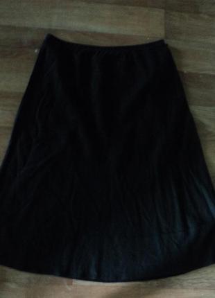 Юбка лен размер 50-52