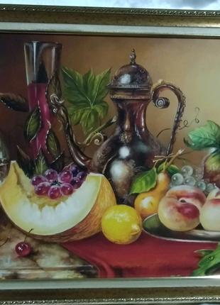 Картина репродукция 50х100 см.