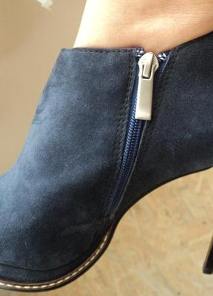 Туфли-ботильоны размер 40