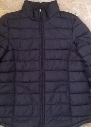 Курточка демисезон женская размер 48-50