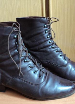 Ботинки размер 40 демисезон