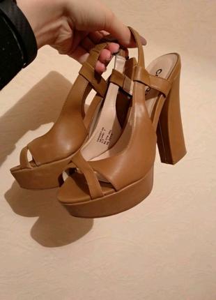 Туфли летние женские босоножки