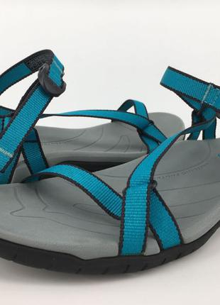 Сандалии женские Teva Zirra Algiers Blue 40