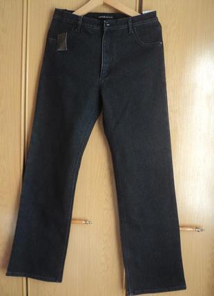 Женские зимние джинсы размер 34