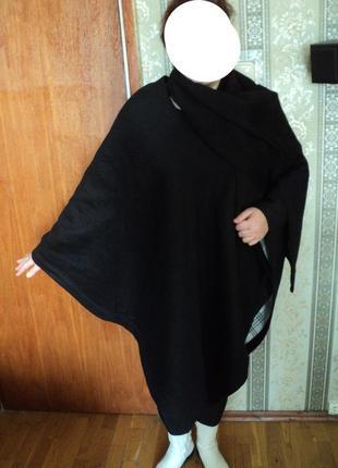Пончо женское размер 50-54