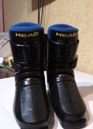 Лыжные ботинки Детские Head