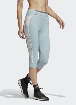 Женские капри adidas stella mccartney fk9711