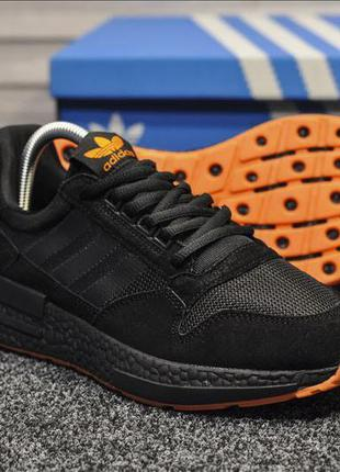 Adidas ZX 500 Black Orange