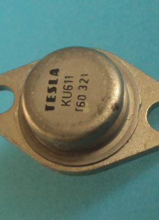 Транзисторы KU611 Tesla