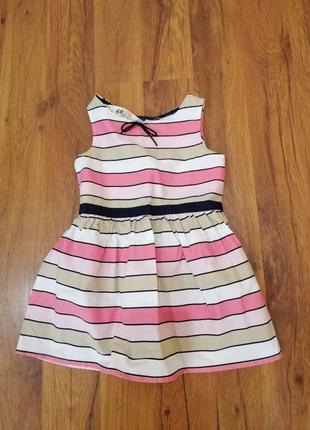 Платье H&M на 1,5-2 года