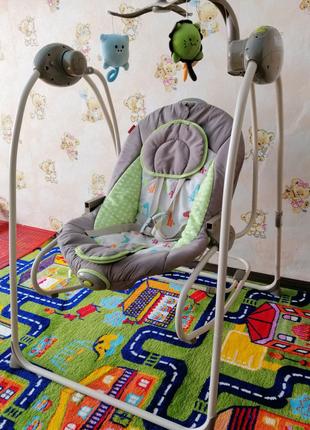 Кресло-качалка Carrello