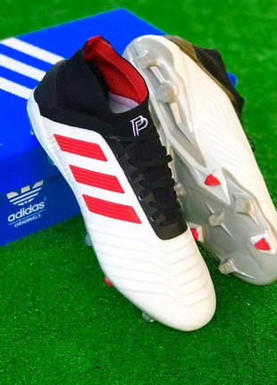 Бутсы Adidas Predator 19+FG Paul Pogba