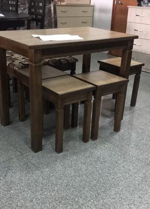Стол табуретки стулья