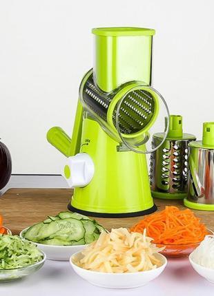 Терка, Овощерезка – Мультислайсер для овощей и фруктов Kitchen Ma