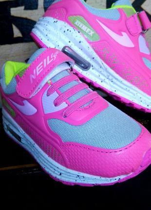 Кроссовки для девочек jong•golf