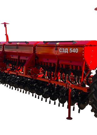 Сеялка зернотуковая СЗ-540