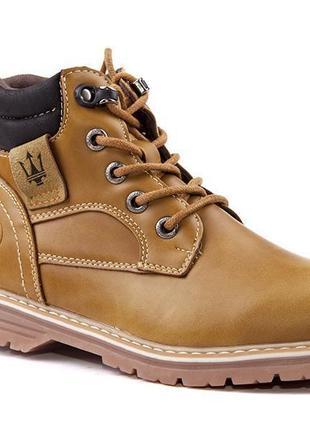 Демисезонная обувь, детские ботинки, полусапожки, флисовые