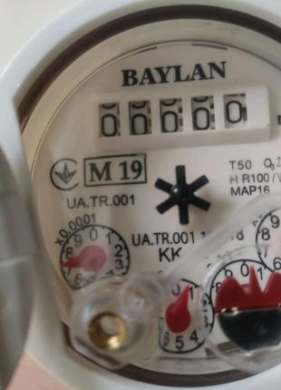 Счетчик холодной воды BAYLAN КК-12 ХВ
