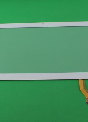 Сенсор (тачскрин), экран для планшета GT10PG141V1.0 FHX белый