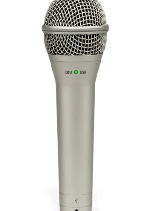 Микрофон динамический Samson Q1U (USB).