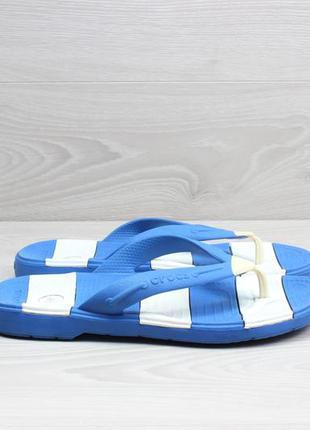 Шлепанцы / вьетнамки crocs оригинал, размер 38
