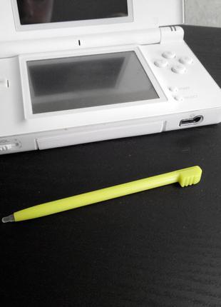 Стилус Nintendo DS Lite DSi Салатовый зеленый Stylus (old 3ds xl