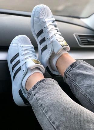 Хіт! Кросівки Adidas Superstar. Кроссовки/Кеды Адидас Суперстар