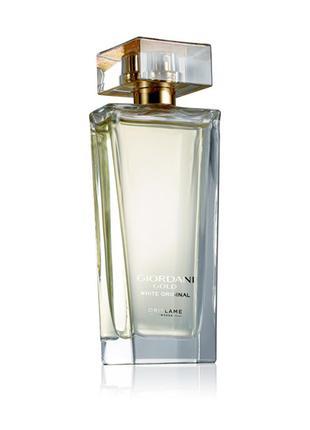 Парфюмерная вода Giordani Gold White Original Oriflame Орифлейм