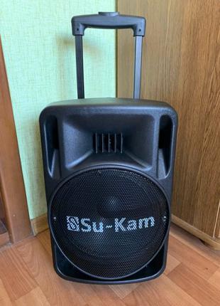 Мощная Беспроводная Bluetooth колонка UKC BT10A + Микрофон