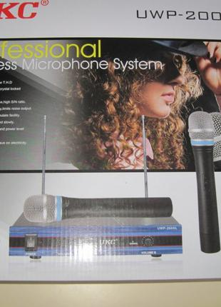 Профессиональные микрофоны для караоке,вокала,проведение вечер...