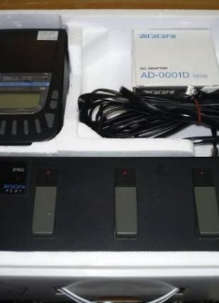 Гитарный процессор ZOOM 9000S-настоящий Винтаж!