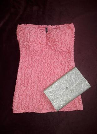 Топ, майка, футболка, кофта розового кольору (salmon rose) від...