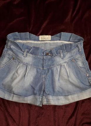 Шикарні джинсові шорти, джинси