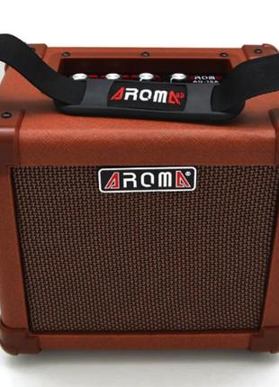 Комбоусилитель для электрогитары Aroma AG-10 Orange