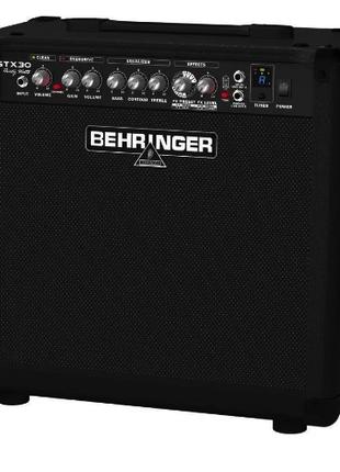 Комбоусилитель для электрогитары BEHRINGER GTX30FX