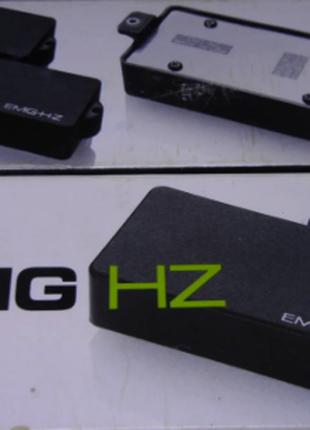 Звукосниматель хамбакер пассивный комплект  EMG P91/P92 HZ