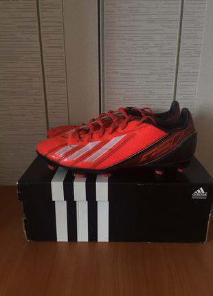 Бутсы Adidas f50 38 р