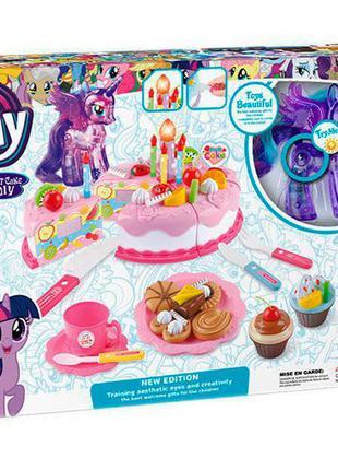 Мой Маленький Пони/My Little Pony Серия Праздничный Торт 1088