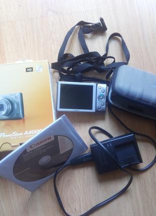 фотоаппарат Canon комплект