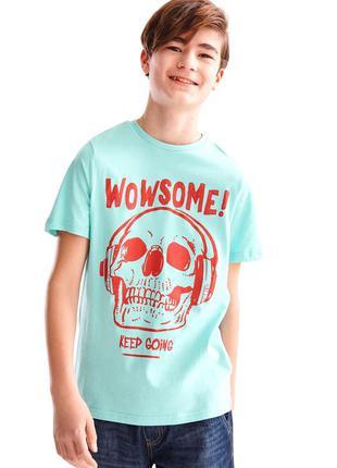 Подростковая футболка на мальчика