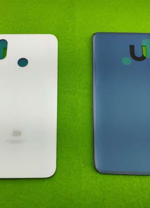 Задняя крышка корпуса Xiaomi Mi 8, белая